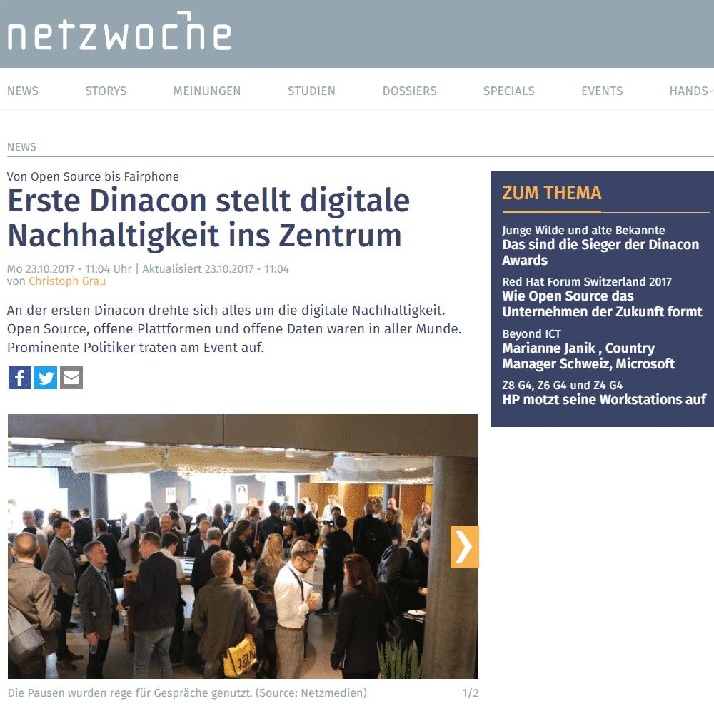 Netzwoche_DINAcon