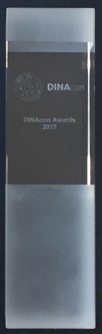DINAcon Award